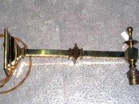 ウォール ランプブラケット 真鍮