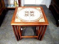 G-PLAN(ジープラン)ネストト・テーブル(タイル入り) ミッドセンチュリー