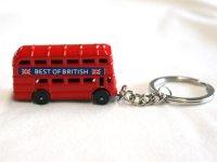 キーホルダー ロンドンバス