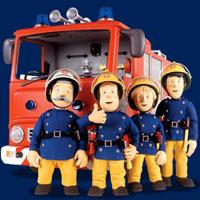 消防士サム