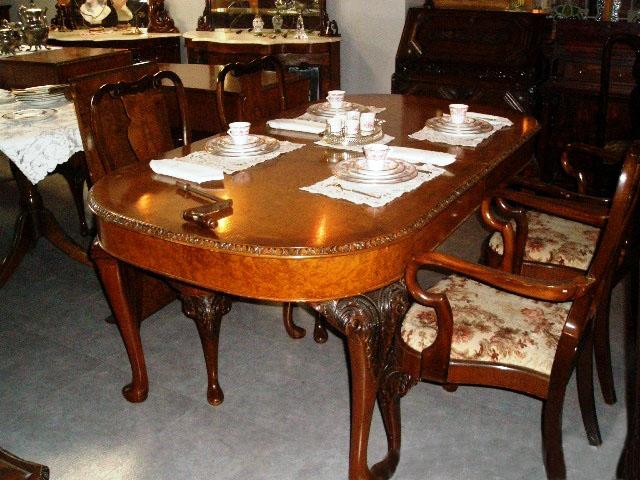 アンティーク 家具 テーブル・ダイニングセット ダイニングテーブル