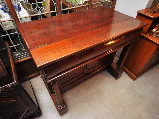 アンティーク 家具 デスク・ビューロー ピアノ ビューロー