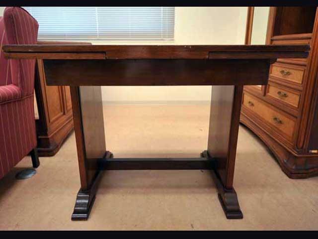 アンティーク 家具 テーブル・ダイニングセット ドローリーフ テーブル マホガニー