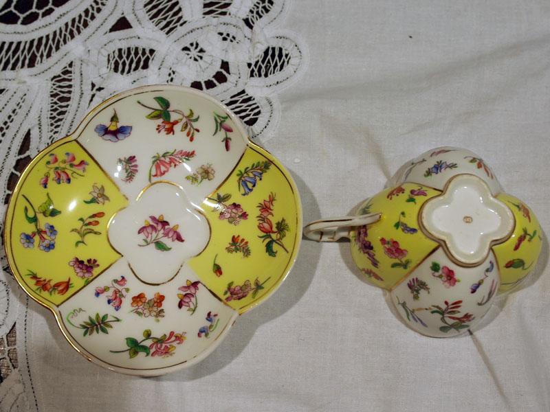 アンティーク 陶磁器 食器 カップ&ソーサー他 コールポート カップ&ソーサー