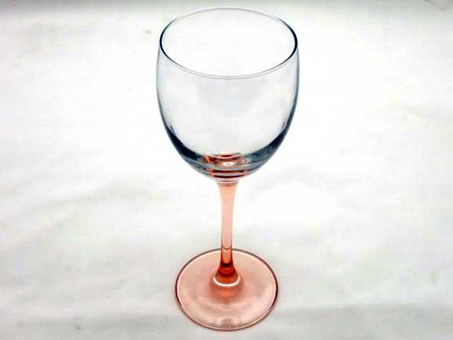アンティーク ガラス クリアー系 ワイングラス