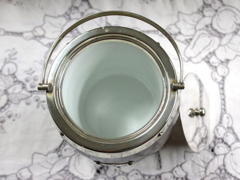 雑貨(パブ・グッズ) テーブル用品 アイス バレル/ビスケット バレル(氷 樽型容器)