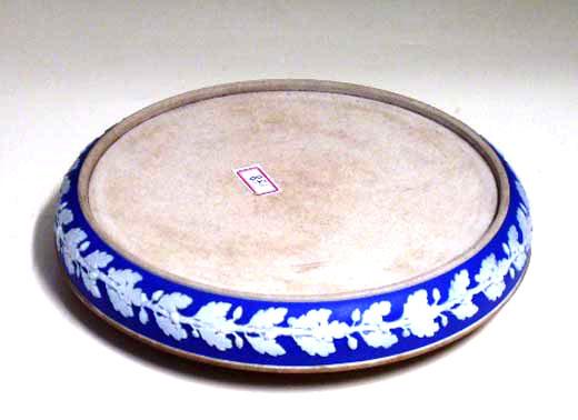アンティーク 陶磁器 その他 ウェッジウッド(Wedgewood) カメオ チーズ入れ