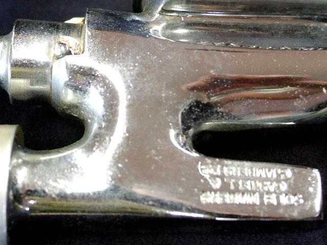 雑貨(パブ・グッズ) カウンター用品 ウィスキー コック 未使用