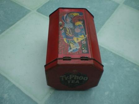 雑貨(ホビー) ティン(缶) TyPhoo