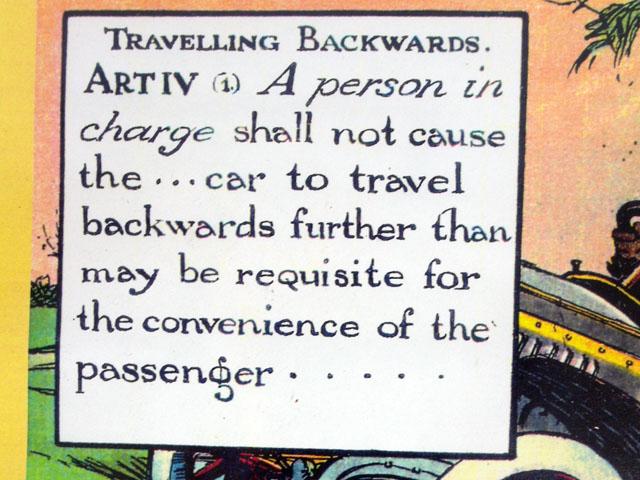 雑貨(ホビー) 絵・額入り品 絵 (Travelling Backwards)