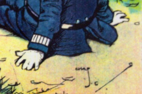 雑貨(ホビー) 絵・額入り品 絵 (The Police Act)