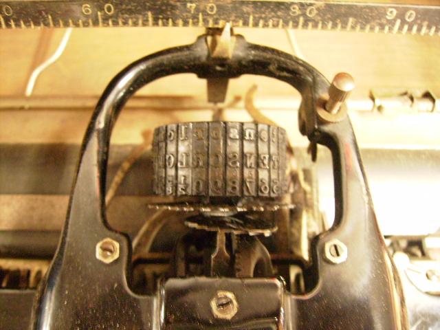 ビンテージ/コレクタブル 機械もの BLICK9&10 CHEAP SIDE 7  タイプライター 箱付き