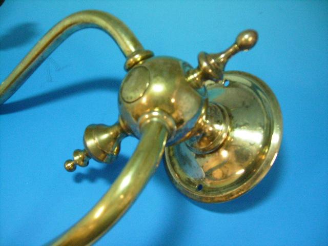 アンティーク 照明 ランプ用ブラケット(テーブル・ウォール用等) ブラケット