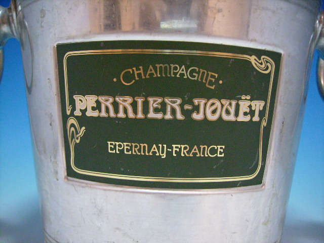 雑貨(パブ・グッズ) テーブル用品 ワイン&シャンパンクーラー PERRIER-JOUET