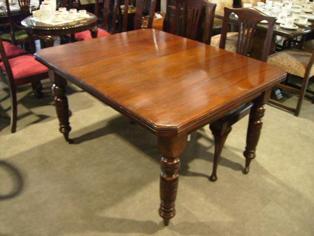 アンティーク 家具 テーブル・ダイニングセット ダイニングテーブル マホガニー