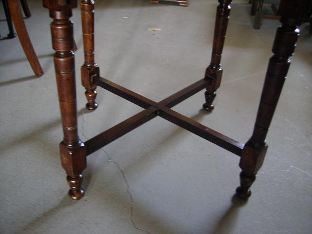 テーブル 8角形,アンティーク 家具,テーブル・ダイニングセット