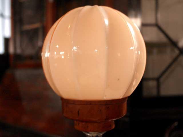 アンティーク 照明 ランプ(すでに組み合わせられている照明) ランプ&スタンド ベークライト