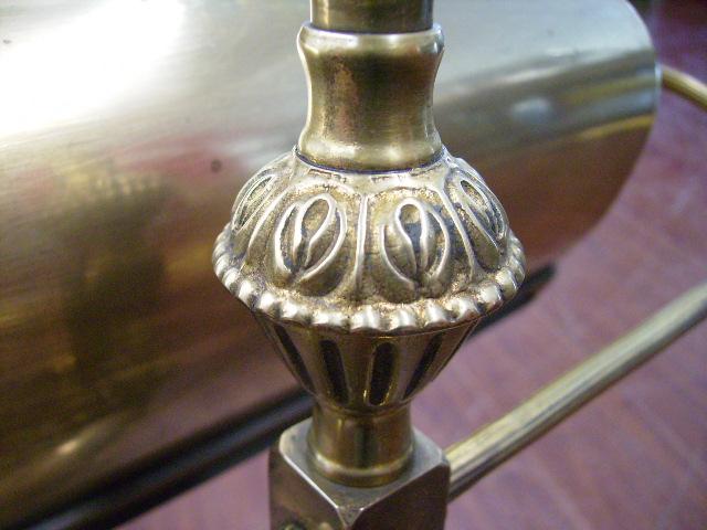 デスクランプ 真鍮,アンティーク 照明,ランプ用ブラケット(テーブル・ウォール用等)