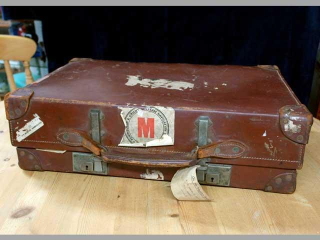 雑貨(道具・ガジェット) トランク/ピクニック トランクケース(英国Harrods/ハロッズ製)