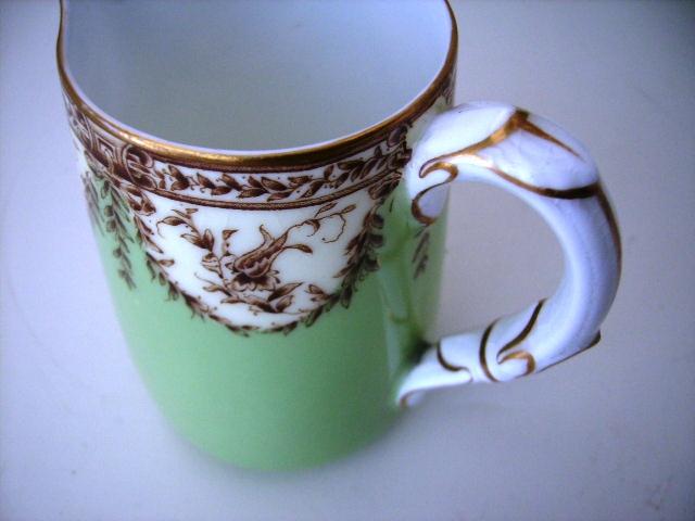 アンティーク 陶磁器 食器 カップ&ソーサー他 ロイヤルウースター(Royal Worcester) クリーマー