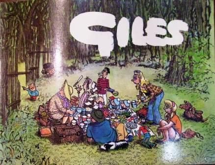雑貨(ホビー) 本・マガジン Giles ブック 1973