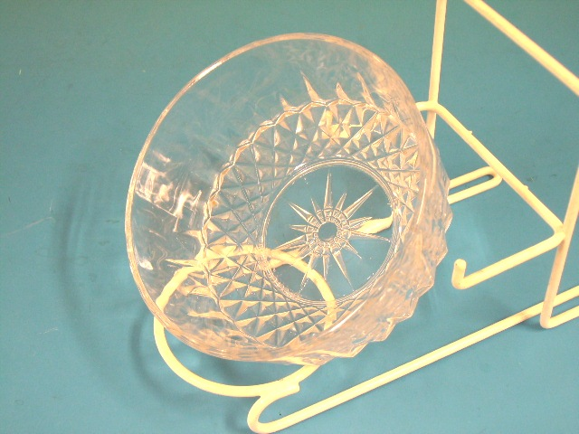 ガラスボール(小),アンティーク ガラス,テーブル&キッチンウェア