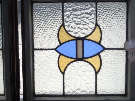 ステンドグラス,アンティーク 建材,ステンドグラス