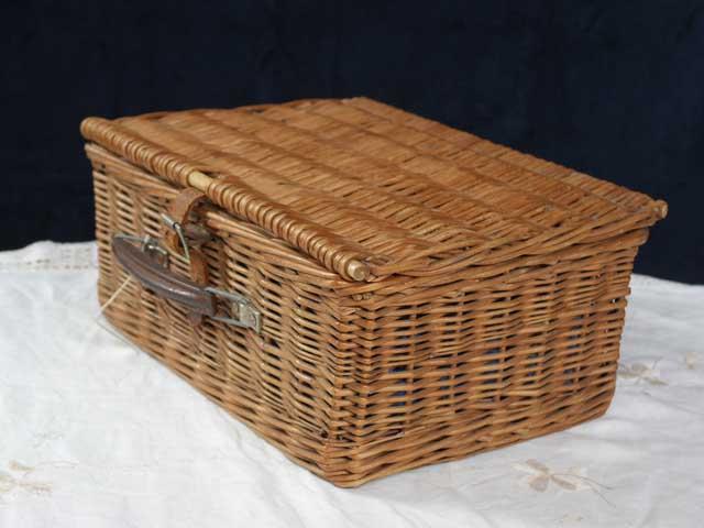 ピクニック 2人用セット 雑貨(道具・ガジェット) トランク/ピクニック
