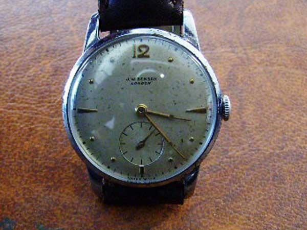 ビンテージ/コレクタブル 時計 J/W Benson 腕時計