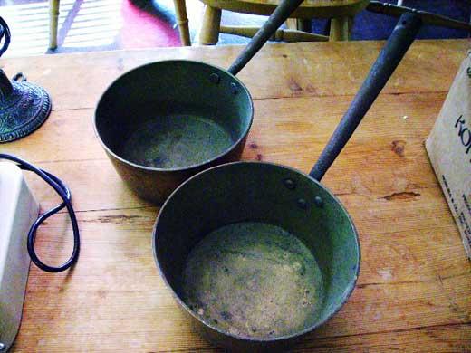 雑貨(キッチン) キッチン用品 ソースパン 2点セット
