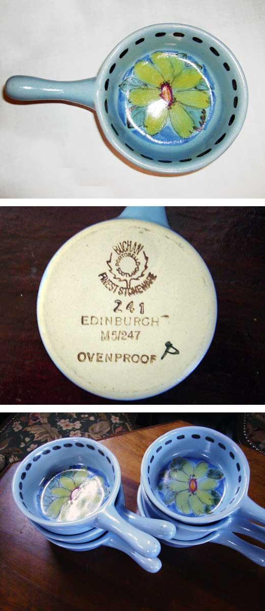 雑貨(キッチン) 雑貨陶器 耐熱バターボール