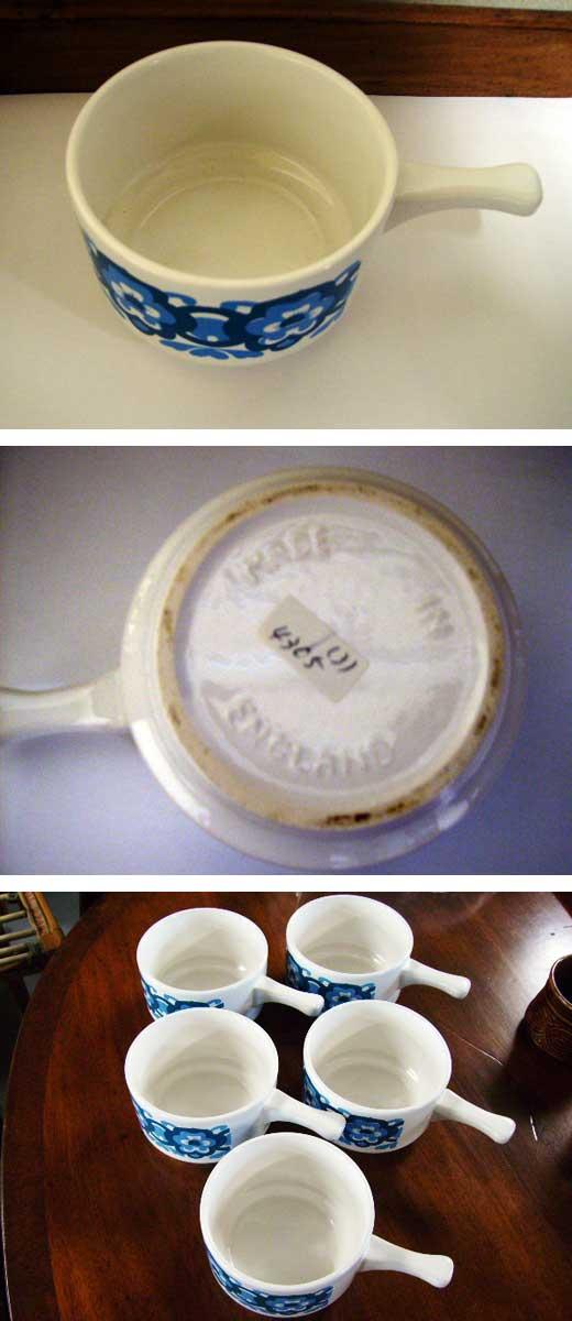 雑貨(キッチン) 雑貨陶器 スタッフォード 耐熱バターボール