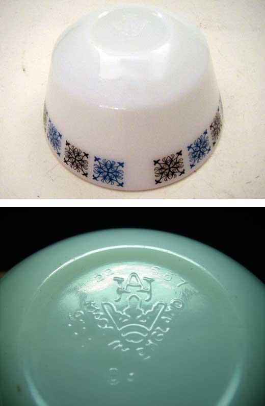 英国JAJ社製(Chelsea) シュガーボウル アンティーク ガラス テーブル&キッチンウェア