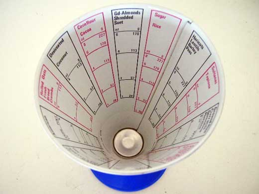 雑貨(キッチン) キッチン用品 TALAタラ社 アルミ 計量(メジャー)カップ