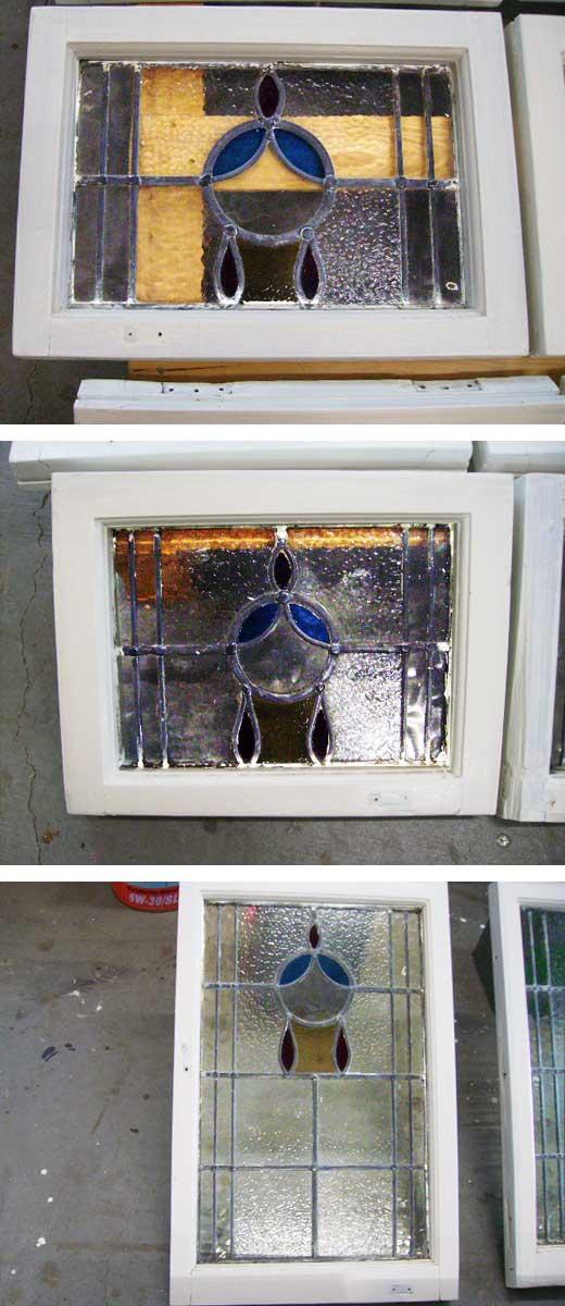 ステンドガラス 17枚セット,アンティーク 建材,ステンドグラス