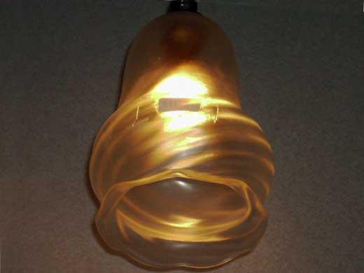 アンティーク 照明 シェード シェード サテングラス