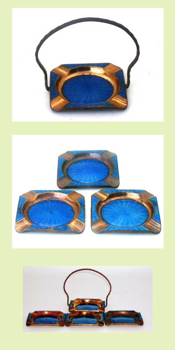 雑貨(パブ・グッズ) 灰皿 灰皿 ターコイズ