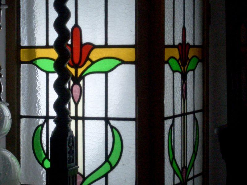 ステンドグラス (1枚),アンティーク 建材,ステンドグラス