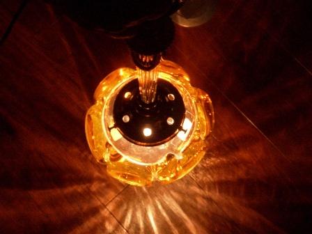 アンティーク 照明 シャンデリア・ハンギングランプ シーリング ランプ & シェード(Nio.388)