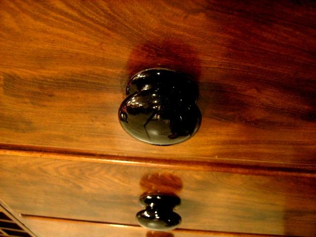 アンティーク 家具 サイドボード・チェスト・ドレッサー 4段チェスト