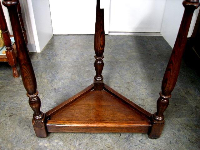 アンティーク 家具 テーブル・ダイニングセット コーナー・テーブル(三角)