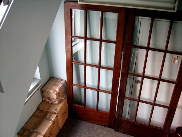 ドア(ガラス)1枚,アンティーク 建材,ドア