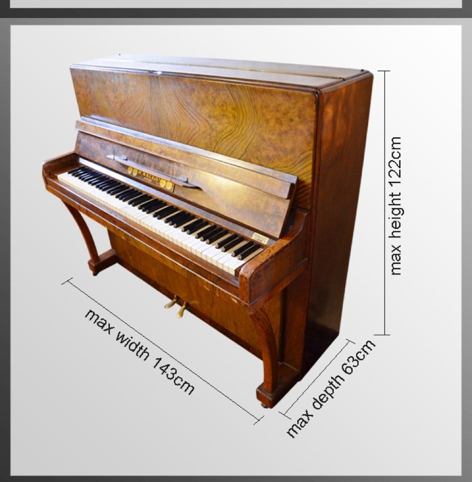 アップライト ピアノ H MATZ&Co.,アンティーク 家具,その他