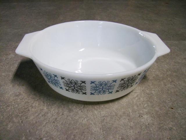 英国JAJ社製(Chelsea) フルーツボール(大) アンティーク ガラス テーブル&キッチンウェア