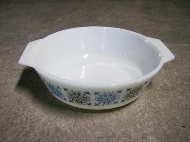 英国JAJ社製(Chelsea) フルーツボール(中) アンティーク ガラス テーブル&キッチンウェア