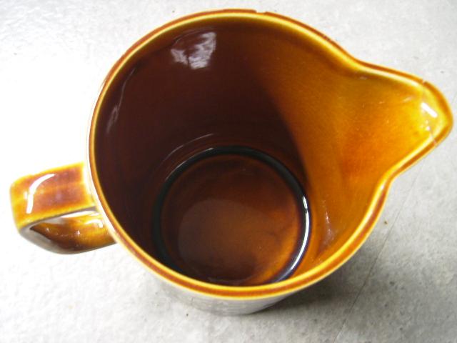 雑貨(キッチン) 雑貨陶器 ホーンジー (Hornsea) ミルクジャグ Heirloom