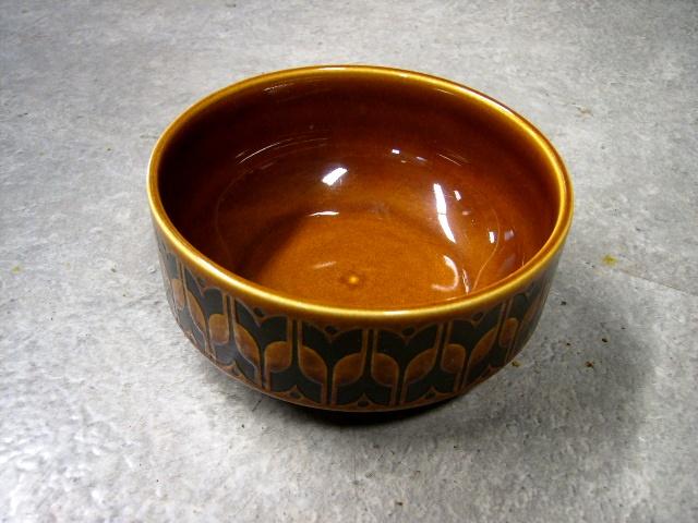 ホーンジー (Hornsea) スープ/シリアルボウル Heirloom アンティーク 陶磁器 雑貨陶器