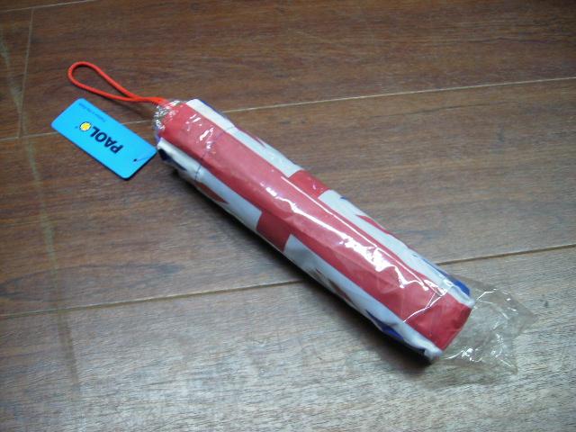 雑貨(道具・ガジェット) 雑貨 その他 ユニオンジャック 折りたたみ傘