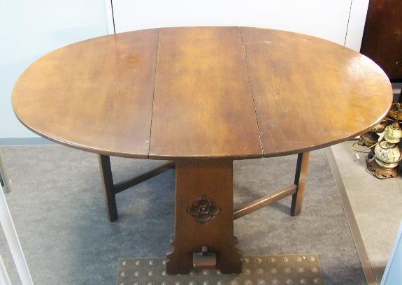 バタフライ テーブル,アンティーク 家具,テーブル・ダイニングセット