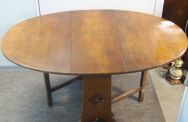 バタフライ テーブル アンティーク 家具 テーブル・ダイニングセット